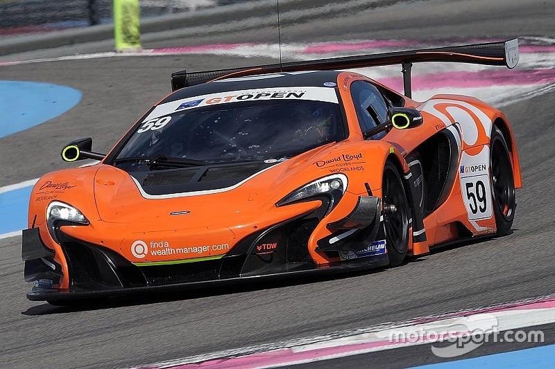 Лідер LMP2 Дерані приєднається до McLaren для участі в 24 Годинах Спа