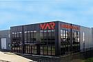 Nieuw pand en nieuwe huisstijl voor Van Amersfoort Racing