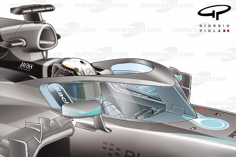 Red Bull ofrece una solución de seguridad para los pilotos