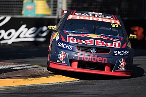 Supercars Qualifying report Clipsal 500 Supercars: Van Gisbergen takes record provisional pole