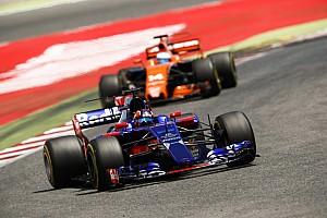 Pakai Honda, Villeneuve: Toro Rosso ingin finis terakhir?