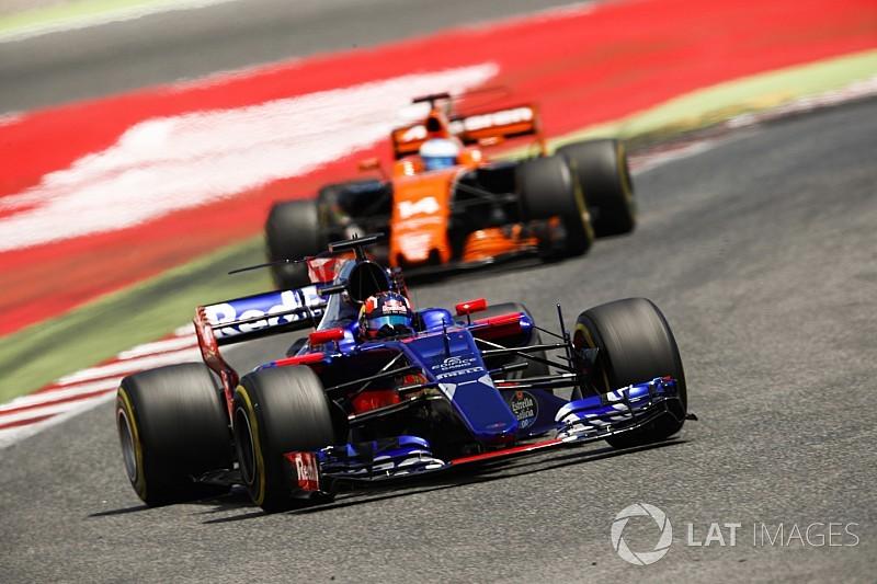 Formel 1 2018: Toro Rosso und Honda stellen Motorengespräche ein