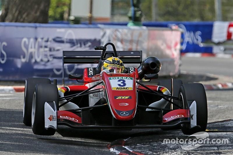 Гюнтер впервые в сезоне выиграл гонку европейской Ф3