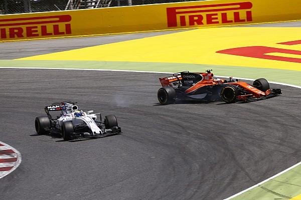 Após toque em Massa, Vandoorne é penalizado para Mônaco