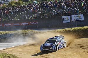 WRC Leg звіт Ралі Португалії: вечірні неприємності