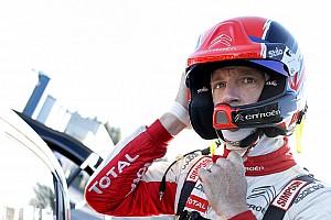 WRC Новость Citroen об отстранении Мика: Ему нужен перерыв