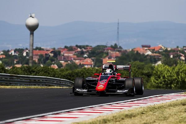 GP3 Reporte de pruebas Fukuzumi lideró el último día de pruebas en Hungría
