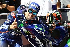 """MotoGP Noticias Viñales: """"Hay que salir por la victoria"""""""