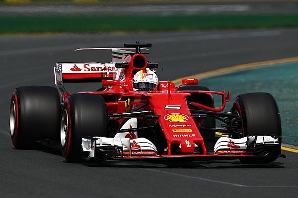 F1 速報ニュース 【F1】ベッテル「今朝はトラブルがあった。でも十分に改善できる」