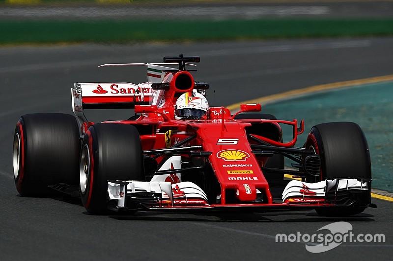 """vettel : """"nous pouvons encore progresser"""" - motorsport"""
