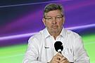 Formula 1 Brawn behind F1 Strategy Group attendance change