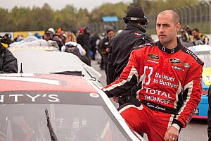 NASCAR Canada Breaking news NASCAR penalizes Kevin Lacroix for post-race incident at Riverside