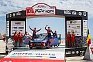 WRC Neuville, deuxième et satisfait après avoir dû