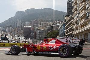F1 Reporte de prácticas Vettel asusta en los Libres 3 de Mónaco antes de la clasificación