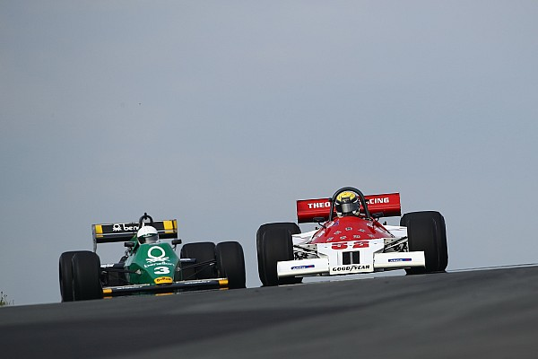 Retro Sfeerimpressie: Zesde editie van Historic Grand Prix Zandvoort