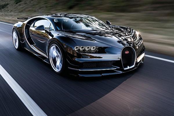 Auto Actualités Bugatti lance un tout nouveau service de télémétrie