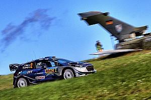 WRC Yarış ayak raporu Almanya WRC: Tanak'ın liderliği sürüyor, Mikkelsen farkı açtı
