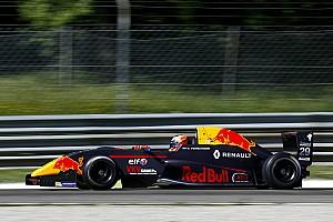 Formule Renault Nieuws Verschoor scoort eerste punt en ziet verbetering: