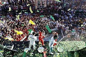 Formula 1 Top List Galeri: Foto-foto terbaik GP Australia