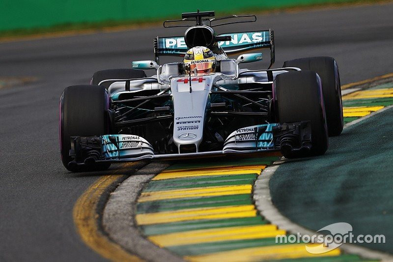 Відео: рекордне коло Хемілтона у кваліфікації Гран Прі Австралії
