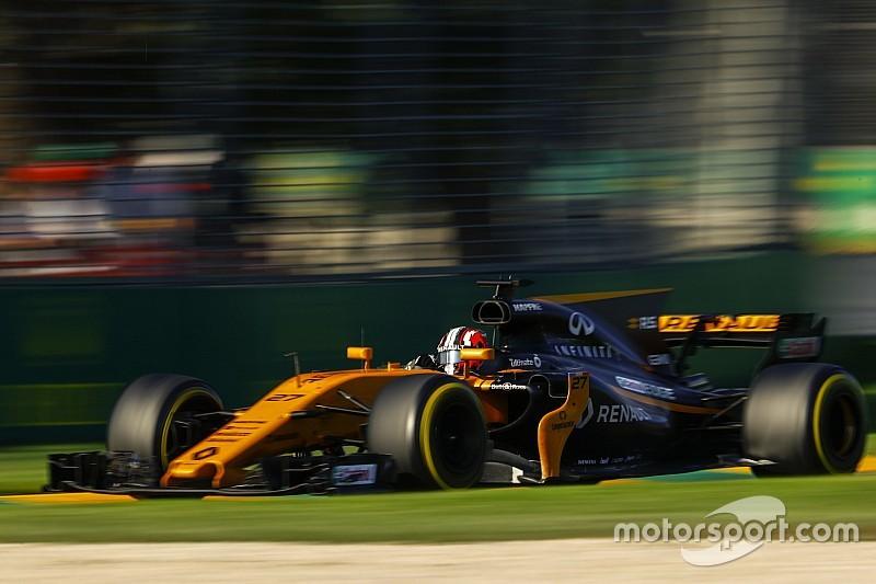 【F1】ルノー、バーレーンでアップデート。ポイント獲得に自信