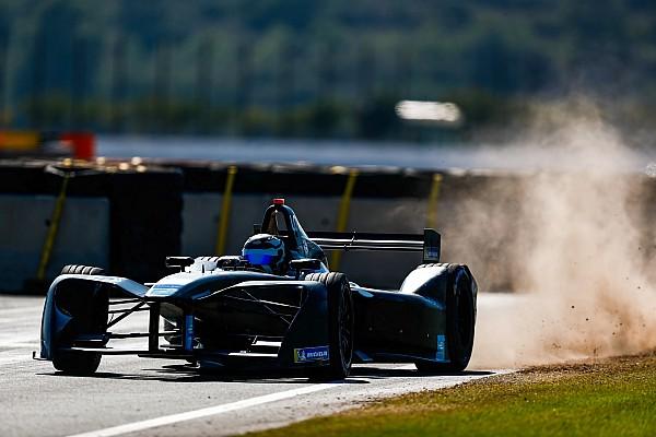 Formula E Breaking news Lotterer: I missed
