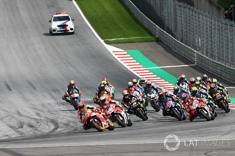 Komisi Grand Prix ubah regulasi tes MotoGP