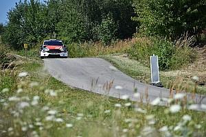 ERC Prova speciale Rzeszow, PS6: Bouffier vola, brivido per Kajetanowicz, fora Østberg