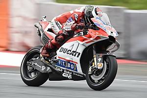 """MotoGP Nieuws Lorenzo reageert op uitspraken Rossi: """"Ik hoef mijn seizoen niet te redden"""""""