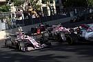 Pérez: Force India m'a dit qu'Ocon était 100% fautif à Bakou