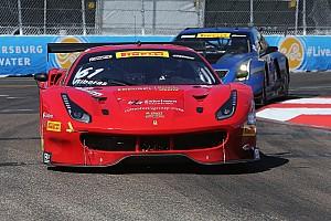 PWC Breaking news Kyle Marcelli joins R.Ferri Motorsport for Pirelli World Challenge