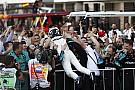 Fórmula 1 A primeira vez de Bottas: imagens do domingo em Sochi