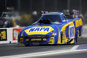 NHRA Race report Pritchett, Capps and Butner conquer in SpringNationals