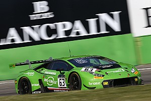 BES Gara La Lamborghini del Grasser Racing centra il successo a Monza