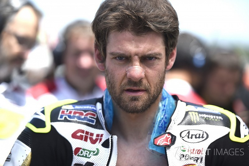 Crutchlow set to sign new two-year Honda deal