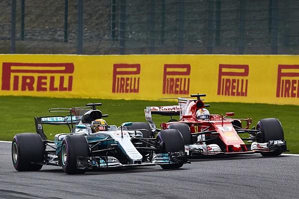 F1 Análisis técnico: Mercedes sacó ventaja con la quema de aceite