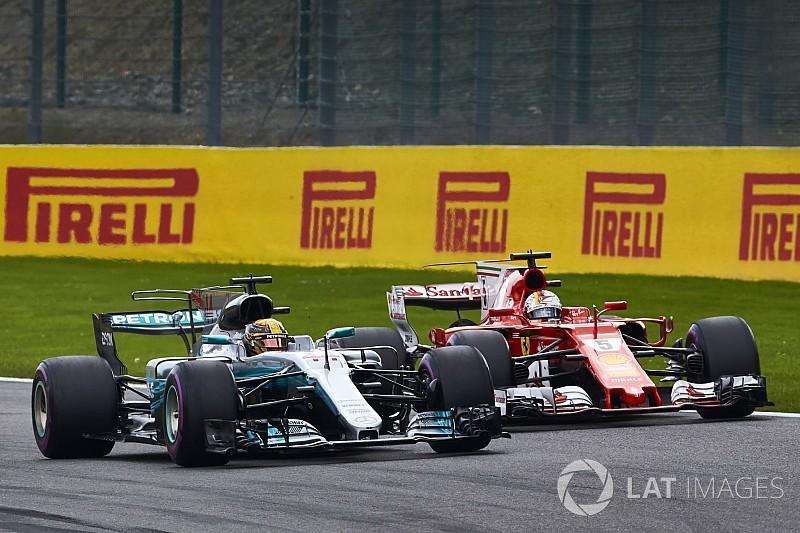 Análisis técnico: Mercedes sacó ventaja con la quema de aceite