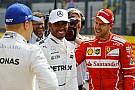 Igualando Schumi em poles, Hamilton se diz honrado com feito