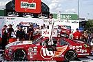 NASCAR XFINITY Dramático triunfo de Denny Hamlin en  Xfinity