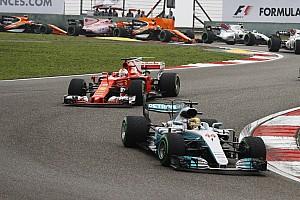 Formule 1 Réactions Wolffs'attend à une saison de
