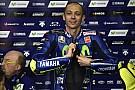 Pas de complications pour Valentino Rossi
