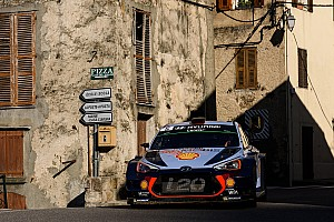WRC Laporan leg WRC Korsika: Neuville dan Hyundai jadi pemenang keempat berbeda