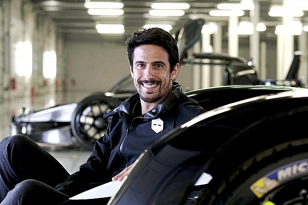 Roborace Breaking news Formula E champion di Grassi becomes Roborace CEO