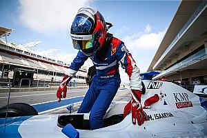 Formula V8 3.5 Reporte de calificación Isaakyan logra la pole de la Fórmula V8 3.5 en Bahrein