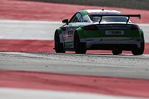 Egyéb autósport Motorsport.com hírek Audi TT Cup: Masters ismét nyert, fekete zászló Keszthelyinek