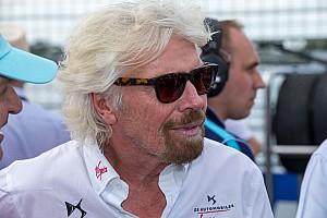 Формула E Новость Брэнсон предсказал успех Формулы E в борьбе с Формулой 1