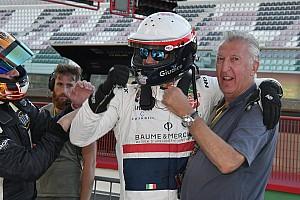 GT Italiano Ultime notizie Claudio Giudice: dalla Mitjet alla Lamborghini nel GT italiano