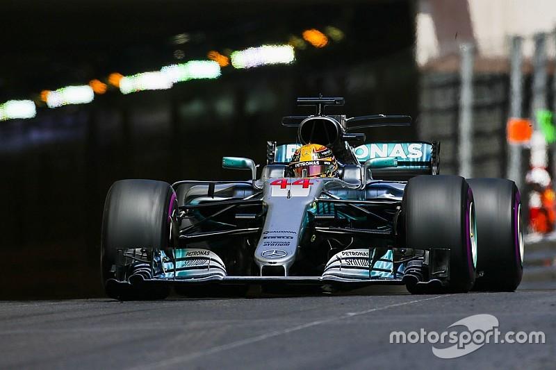 Analyse: Gehen Mercedes' Reifen-Probleme auch nach Monaco weiter?
