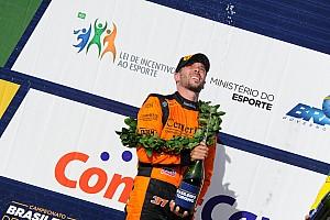 Brasileiro de Turismo Relato da corrida Márcio Campos lidera dobradinha da Motortech em Curvelo