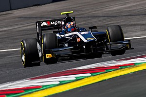 FIA F2 Race report F2 Red Bull Ring: Markelov juara sprint race, Gelael gagal tambah poin